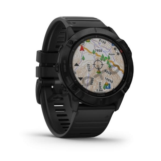 fenix6X Glass Black
